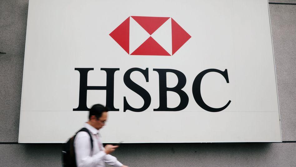 Stellenkahlschlag bei der britischen aber international tätigen Großbank HSBC