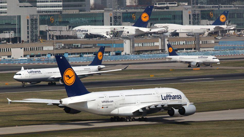 Flughafen in Frankfurt am Main: Der Platz wird knapp