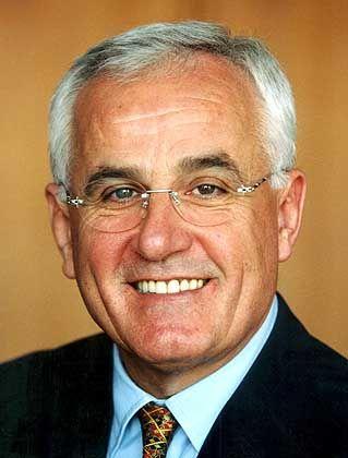 Peter Hartz: Der Volkswagen-Vorstand ist Namensgeber der Regierungskommission