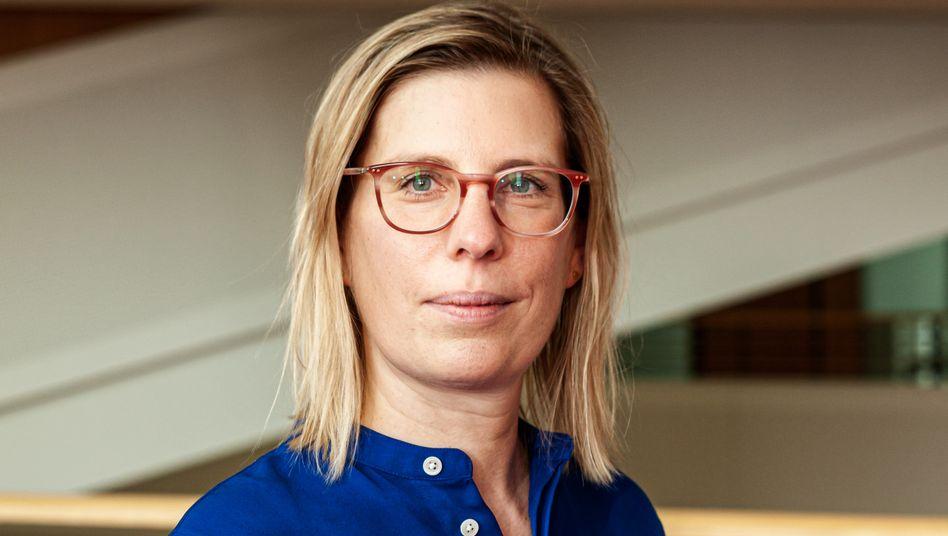 Chefredakteurin Antonia Götsch