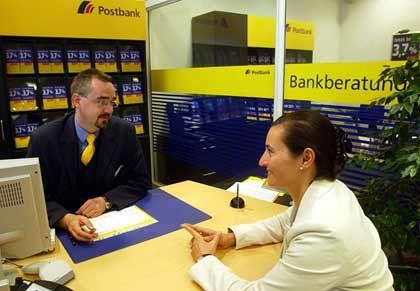 Neues Schwergewicht: Die Postbank gehört zu den größten deutschen Unternehmen