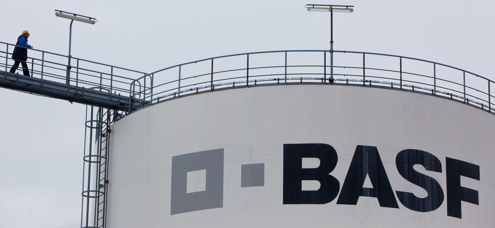 BASF in Schwarzheide