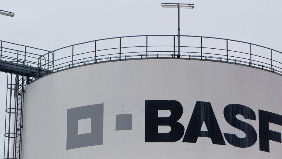 BASF-Werk in Schwarzheide: Nach der Leuna-Schließung wird der Dax-Konzern Granulat aus Kunststoff nur noch an drei Standorten in Deutschland produzieren