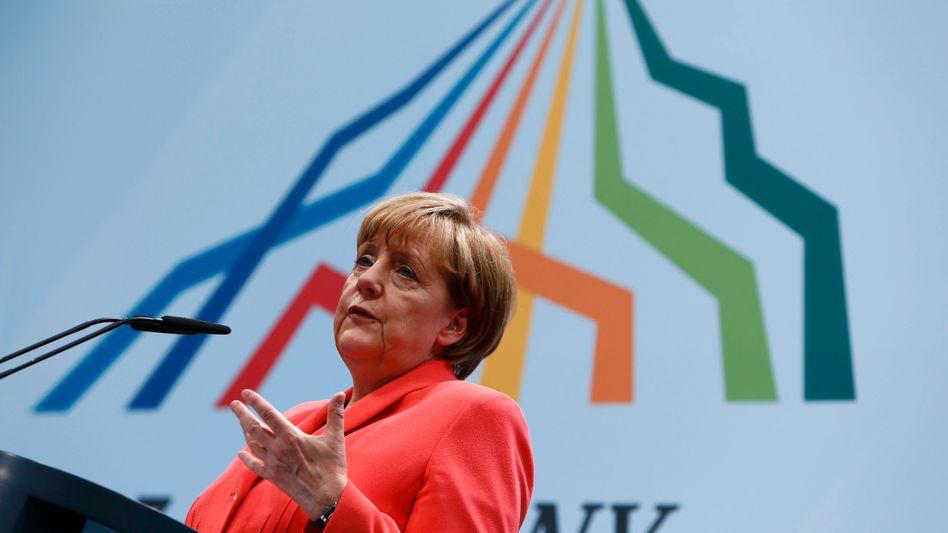 "Angela Merkel: ""Jeder Tag zählt jetzt"""