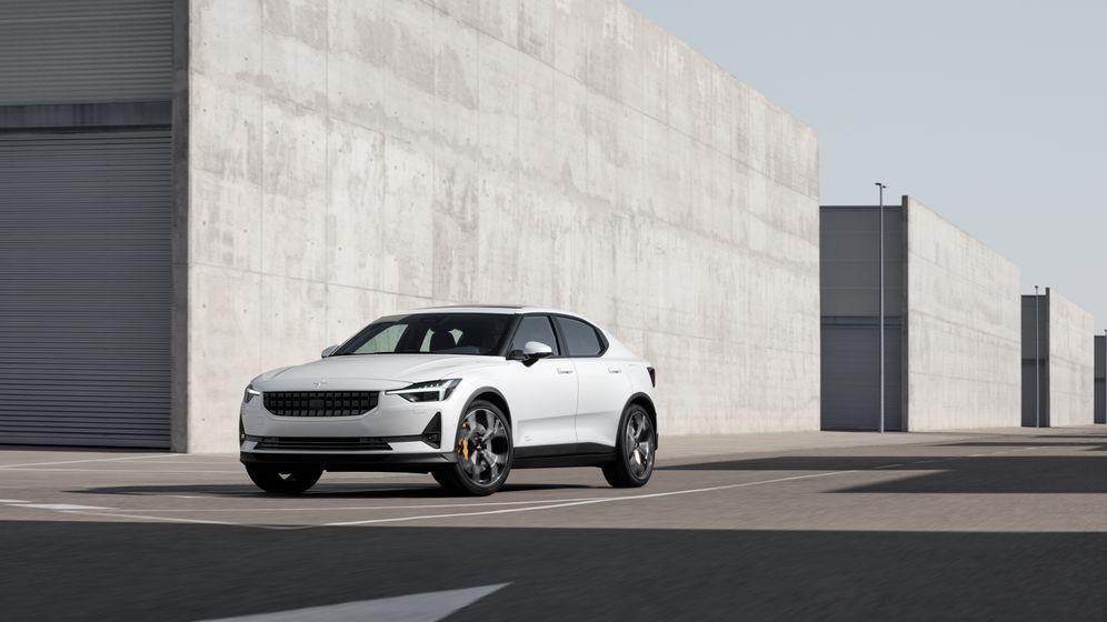 Polestar 2 - Volvos Direktangriff auf Teslas Model 3 in Bildern