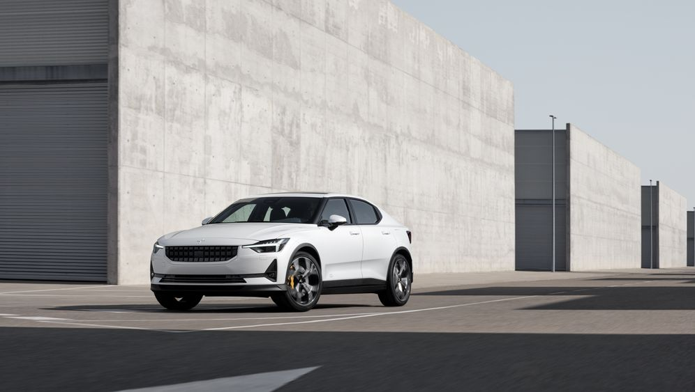 Elektroauto-Limousine mit schwedischen Wurzeln: Polestar 2 - Volvos Direktangriff auf Teslas Model 3
