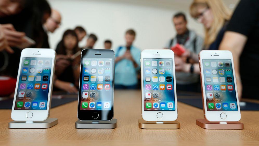 2007 bis 2017: So haben sich iPhones verändert