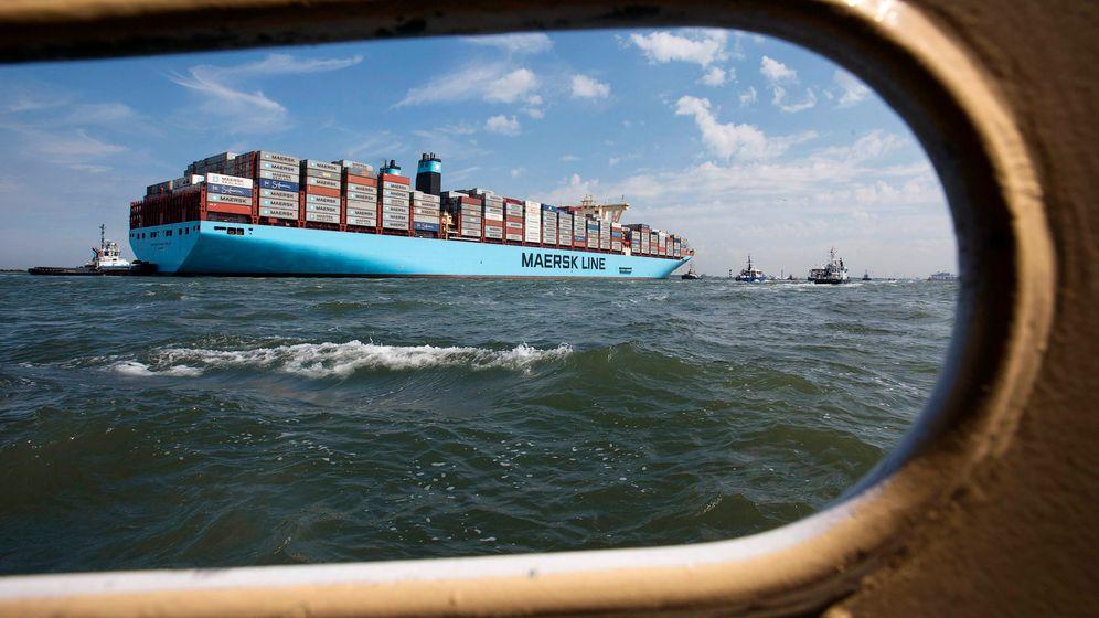 Container, Bulker, Tanker: Die Riesen im Transportgeschäft