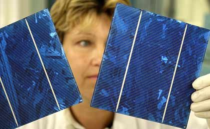 Gewinn und Umsatz verdoppelt: Q-Cells profitiert vom Solarboom