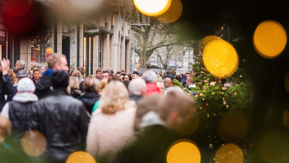 Im Einsatz für den Einzelhandel: Ohne Konsum geht es nicht