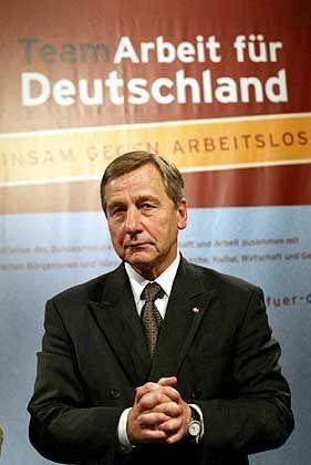 Fehlt ihm ein systematischer Gesamtansatz? Wolfgang Clement