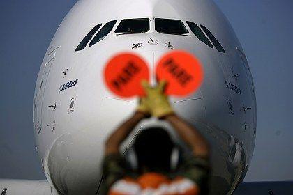 Klares Zeichen: Die EU mit ihren Subventionen für das Prestigeobjekt Airbus A380 offenbar gegen Welthandelsgesetze verstoßen