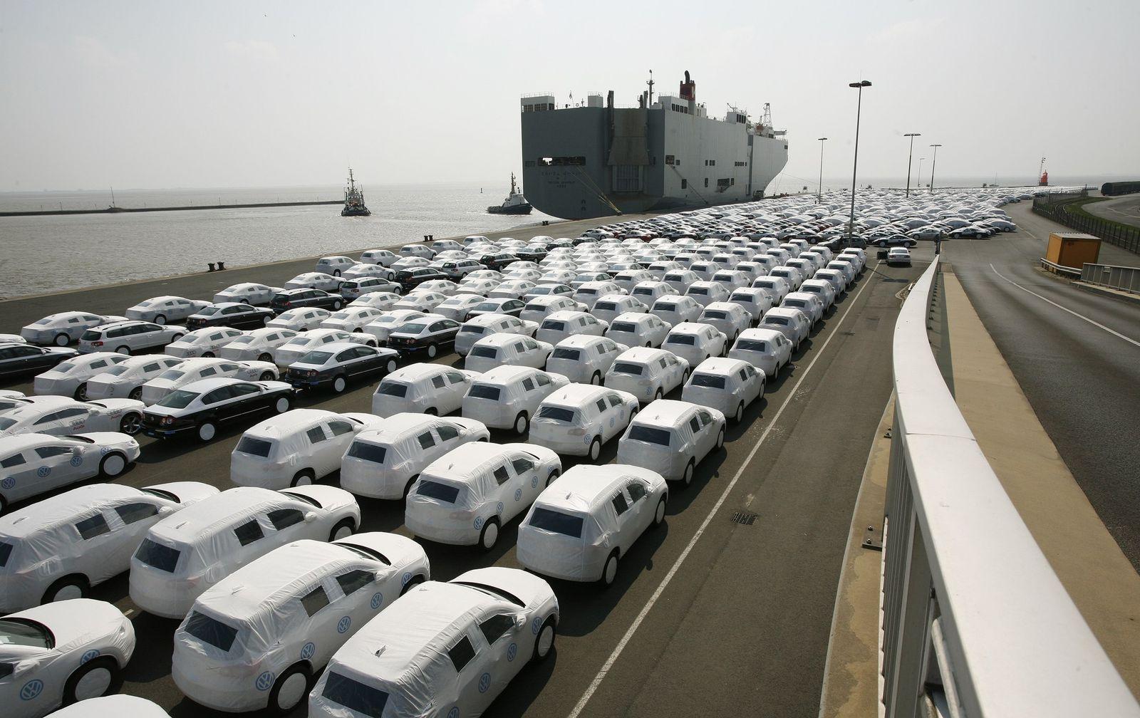 GERMANY/ Export / Volkswagen / VW