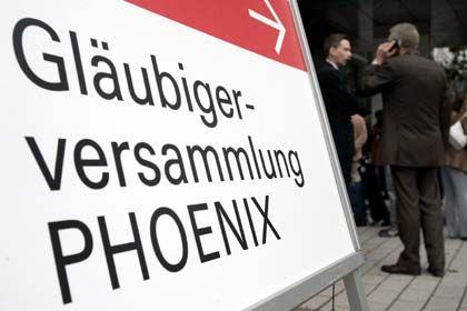 Phoenix Kapitaldienst: Tausende Investoren betrogen