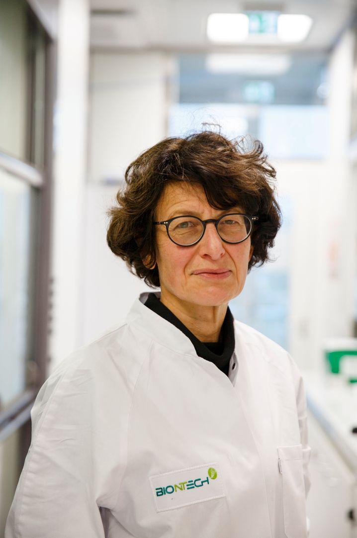 Mastermind von Biontech: Özlem Türeci entwickelte federführend den Corona-Impfstoff