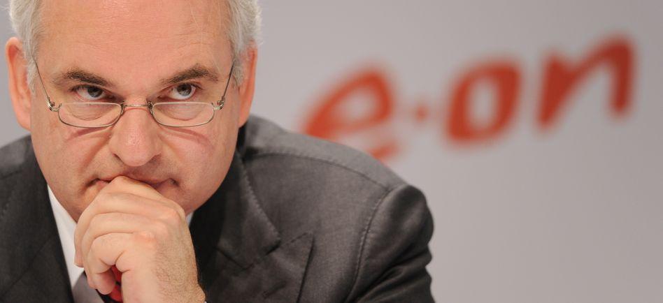 Eon-Chef Johannes Teyssen: CO2-Zertifikatehandel beleben