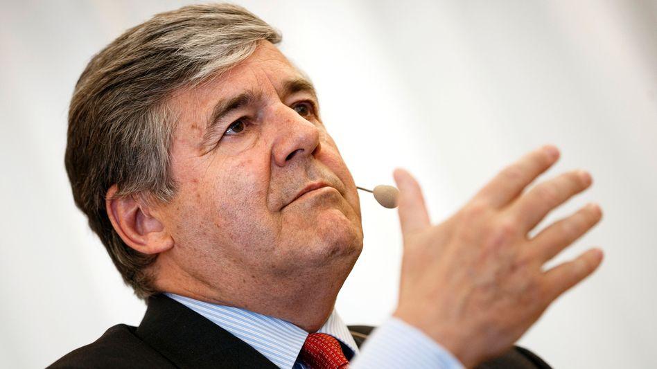 """Ackermann: """"Er kennt praktisch jeden in Europa"""", schwärmt US-Milliardär Ross"""