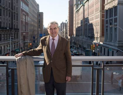 Der Raubtierinstikt wird leben: Hans W. Decker, einst Chef von Siemens USA, lehrt heute an der Columbia University in New York