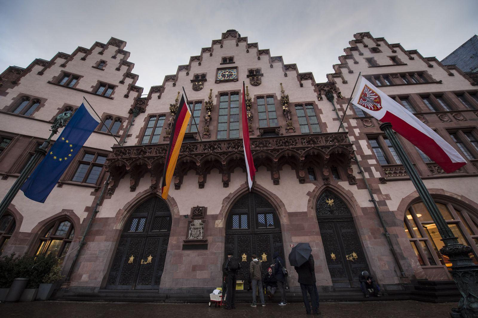 Kommunalwahlen in Hessen