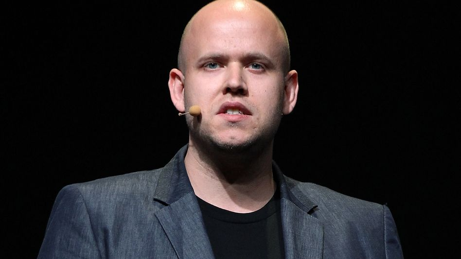 Spotify-Chef Daniel Ek: Spotify geht davon aus, dass Musikstreaming branchenweit Erlöse von 56 Milliarden Dollar zum Jahr 2023 einbringen wird