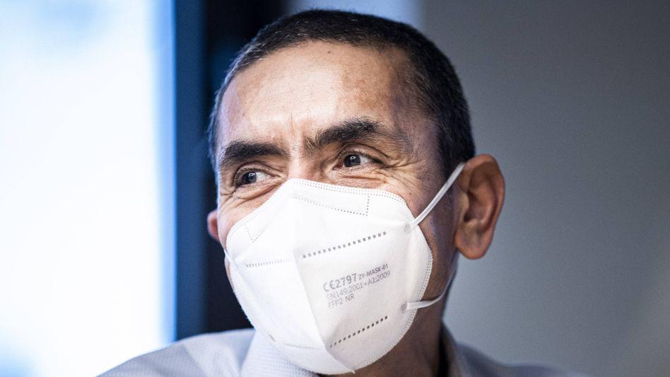 Mutanten im Blick: Biontech-Chef Uğur Şahin muss seinen Wirkstoff bislang noch nicht anpassen