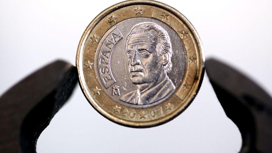 Spanischer Euro: Um Spanien im Notfall zu stützen, reichen die bisherigen Garantien nicht aus, warnen Beobachter