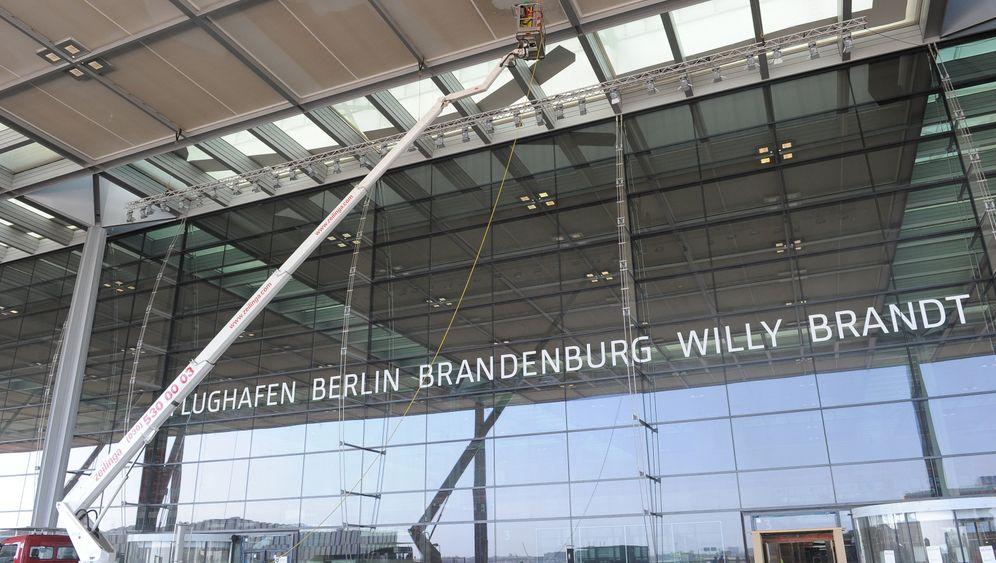 Zukunftsmusik: Der neue Willy-Brandt-Airport in Bildern