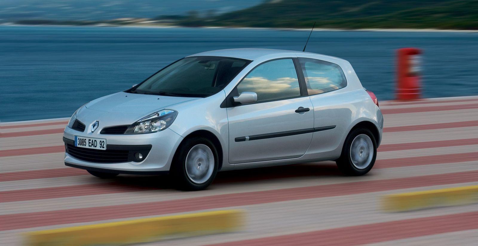 Top Ten / Rabatte / Renault Clio