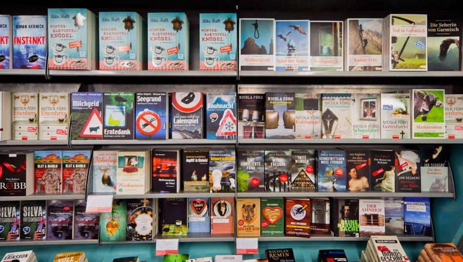 Bücherregal bei Hugendubel: Karstadt holt sich den Händler in bis zu 20 Häuser