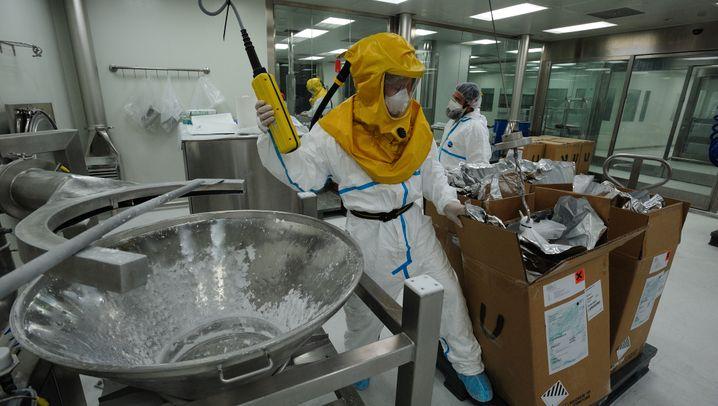 Teva-Werk: Albtraum für deutsche Pharmaindustrie