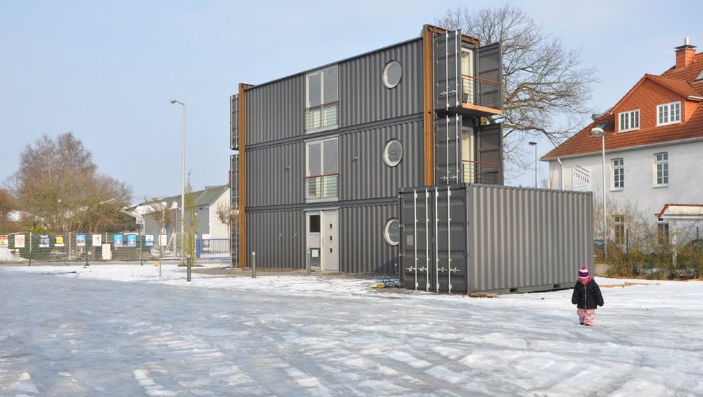 Architektur: Wohncontainer nach Maß