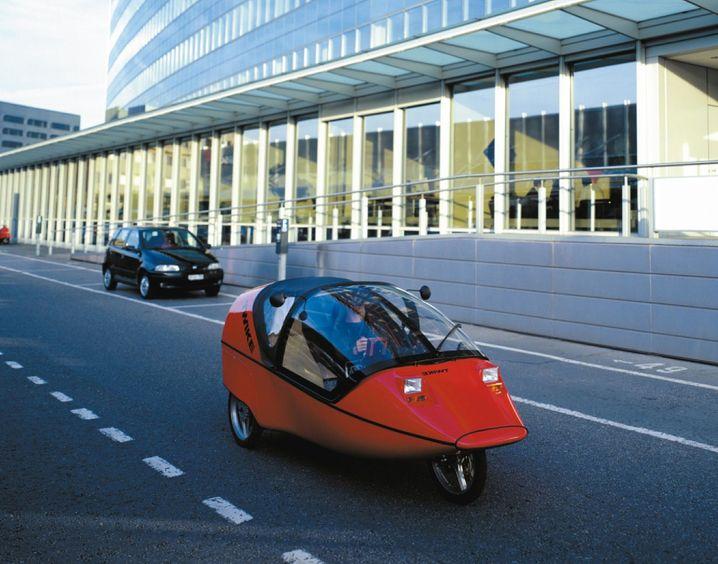 Opels Kassenschlager in Asien: Das Spaßmobil Twike