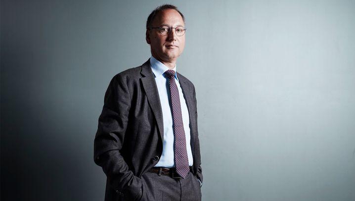 Der neue Bayer-Chef Baumann: Werners Welt
