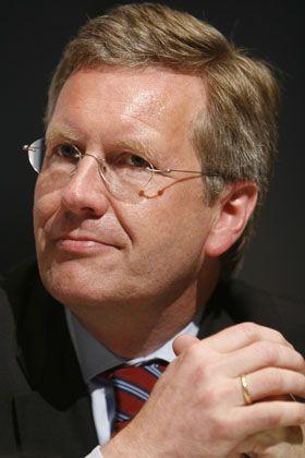 Landesverband unter Druck: Ministerpräsident Christian Wulff
