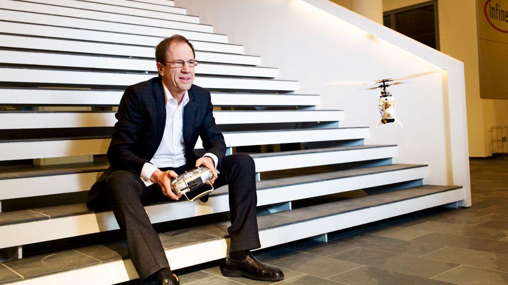Infineon-Chef Ploss: Wie der neue Chef an die Macht kam