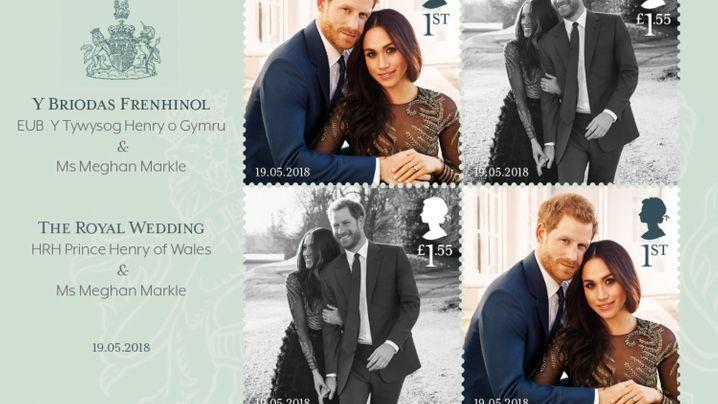 Die Queen hat Mechanikerin gelernt: Soldat heiratet Schauspielerin - die Jobs der Royals
