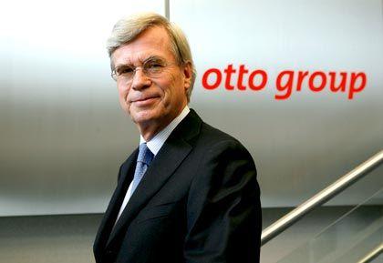 """Familienchef Michael Otto: """"Wir werden den Namen Quelle und die entsprechenden Internet-Domains bestimmt nicht brachliegen lassen"""""""