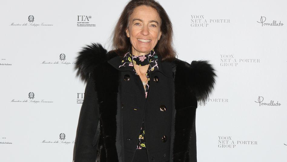 """Laudomia Pucci: """"In der Mode zählen die Rohstoffe, aus denen ein Kleidungsstück oder Accessoire gefertigt ist."""""""