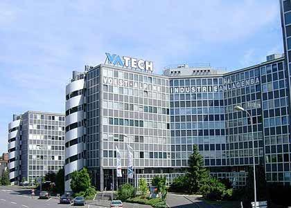 Aktionäre schießen quer: VA Tech Hauptgebäude in Linz