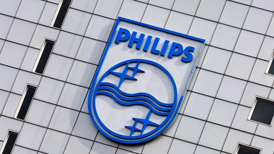 Schieflage: Das neue Philips-Management passt die Unternehmenswerte der Marktlage an