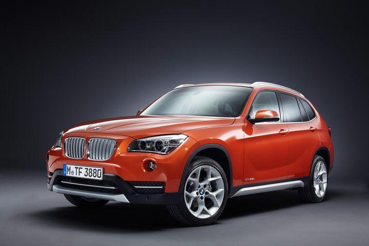 BMW X1: Erstmals schafft es der Kompakt-Geländegänger in die Top 20
