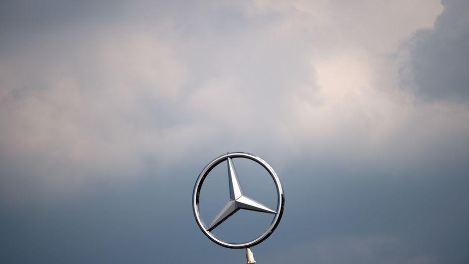 Mercedes: Massiver Personalabbau bei Daimler