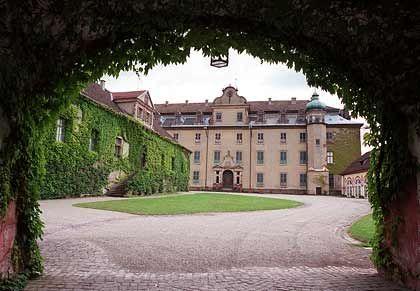 Damensitz: Das Neue Schloss in Baden-Baden birgt viele Schätze