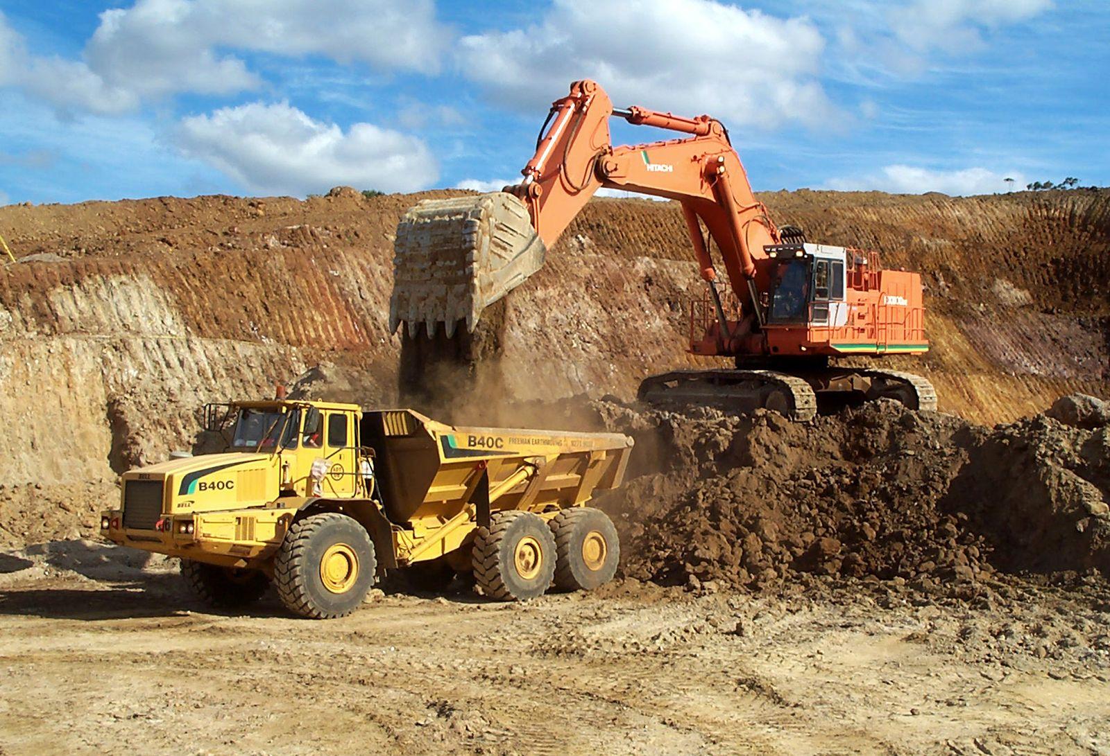 Glencore / BHP Billiton / Australien