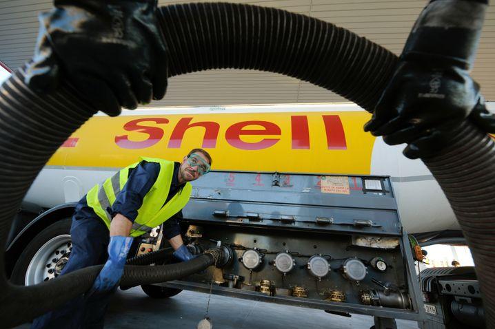 Shell geht auf Sparkurs |