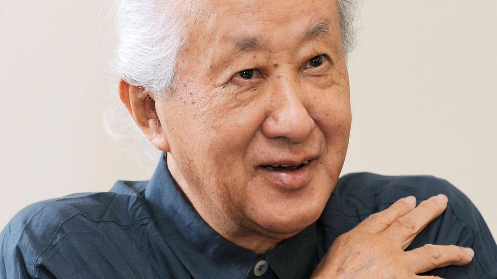 Pritzker-Architekturpreis:: Der Visionär Arata Isozaki