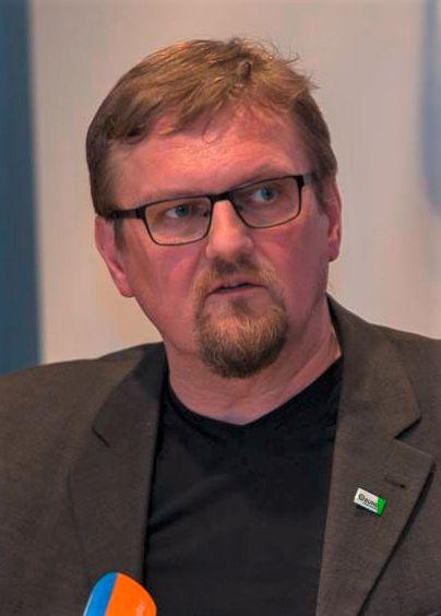 Fordert fachliche Begleitung von Rodungen: Axel Kruschat vom Bund Brandenburg