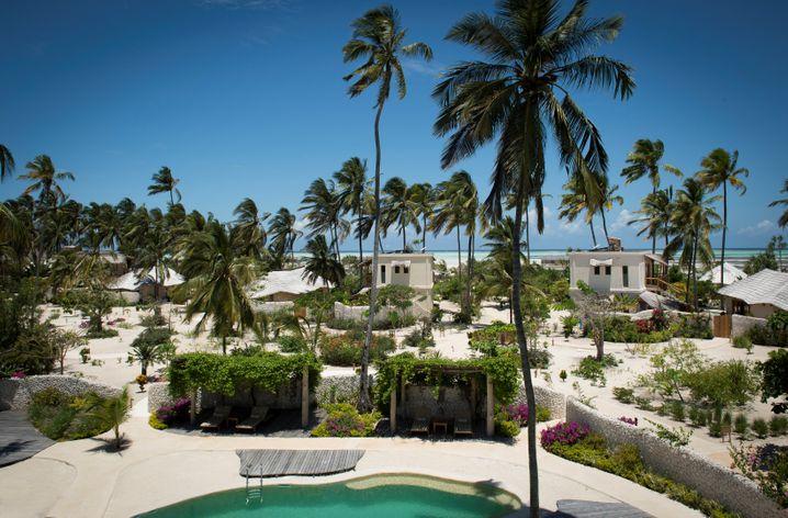 Elf Villen mit privaten Pools: White Sands Luxury Villas & Spa