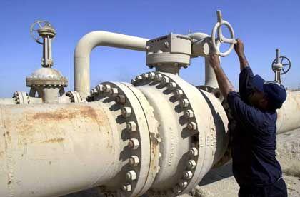 Ölleitung in Arabien: Förderdrosselung befürchtet