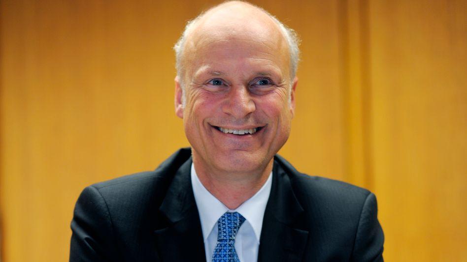 Bundesbank-Vorstand Thiele (Archiv): Bundesbank lehnt Bargeld-Restriktionen ab